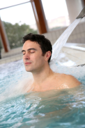 photo homme spa